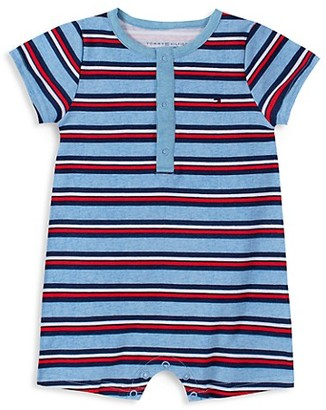 Tommy Hilfiger Baby Boy's Stripe Coverall