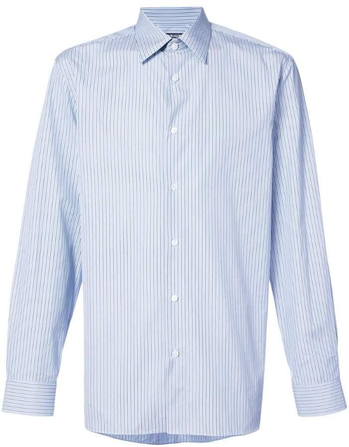Calvin Klein striped regular shirt