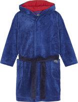 Joules Dinosaur fleece dressing gown 4-12 years