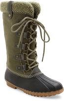 Esprit Olive Green Bridget Boot