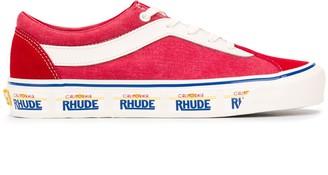 Rhude Vans x Bold NI sneakers
