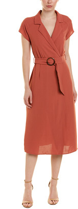 Harper Rose Belted Wrap Dress