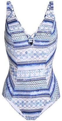 Jets Provence Printed Underwired Swimsuit