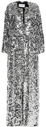 Morgan We Are Leone Sequined Woven Jacket