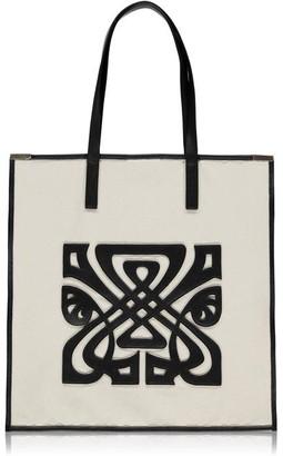 Biba Logo Canvas Bag