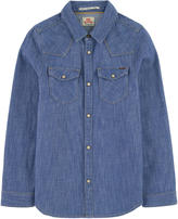 Scotch & Soda Jean shirt