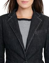 Lauren Ralph Lauren Single-Button Long-Sleeve Blazer