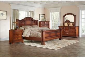 Minick Wood Products Triple 6 Drawer Dresser