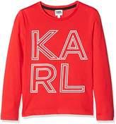 Karl Lagerfeld Boy's T-Shirt