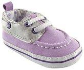 Luvable Friends Girl's Boat Shoe