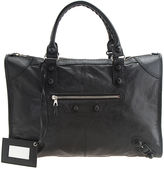 Arena Giant Covered Weekender - Black