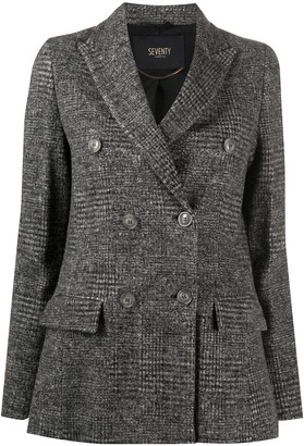 Seventy Double-Breasted Wool Jacket