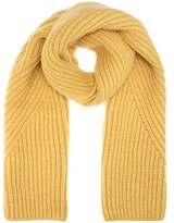 Acne Studios Hana Wool And Mohair-blend Scarf