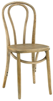Modway Eon Dining Side Chair in Natural
