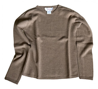 Jucca Camel Cashmere Knitwear