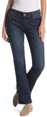 KUT from the Kloth Natalie High Waist Bootcut Jeans - Short