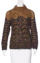 Dries Van Noten Mohair & Alpaca-Blend Sweater