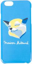 MAISON KITSUNÉ Fox Ines iPhone 6 case - unisex - Polycarbonite - One Size