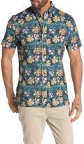 WALLIN & BROS Short Sleeve Regular Fit Shirt