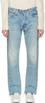 Simon Miller Indigo Ruri Jeans