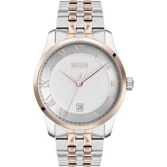 Boss Business BOSS HUGO BOSS 1513738 Master Watch Silver