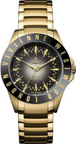 Vivienne Westwood VV099BKGD Time Machine stainless steel watch