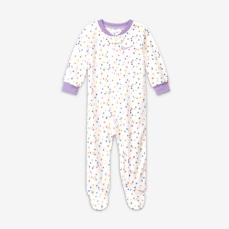Nike Baby (0-9M) Full-Zip Printed Coverall