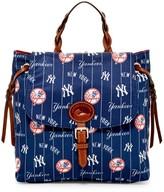 Dooney & Bourke Yankees Nylon Flap Backpack