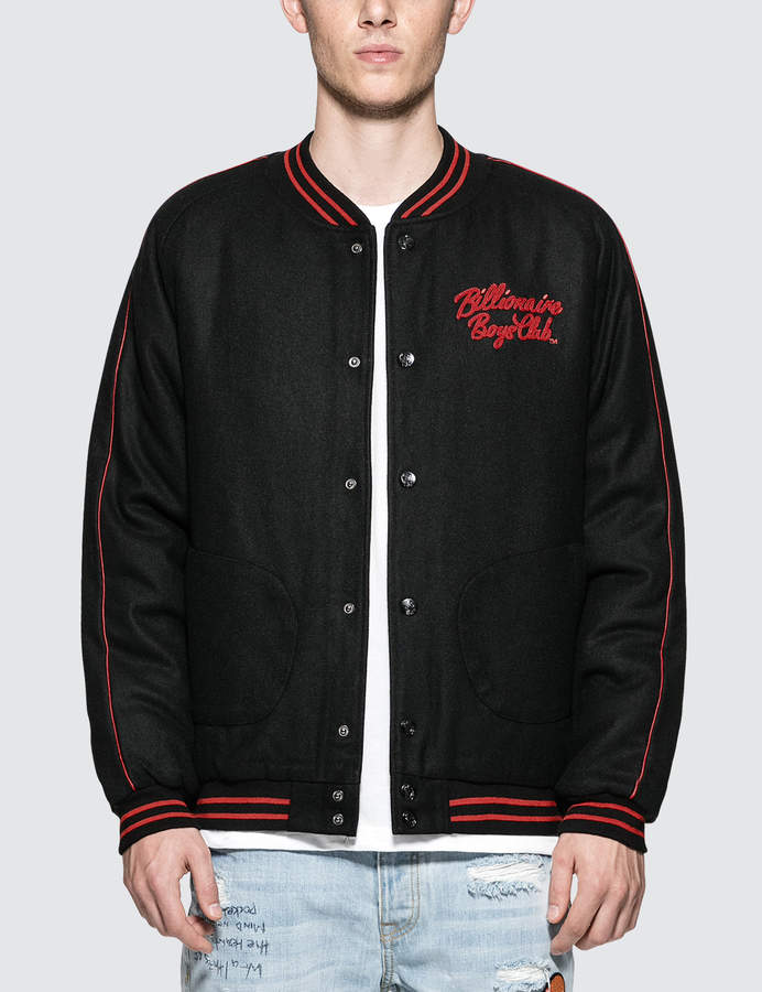 Billionaire Boys Club Raygun Varsity Jacket
