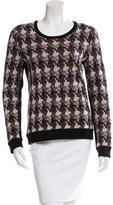 Rag & Bone Patterned Wool Sweater