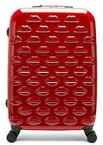 Lulu Guinness Hardside Spinner Suitcase