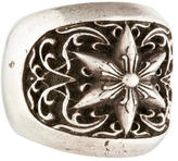 Chrome Hearts Star Motif Statement Ring