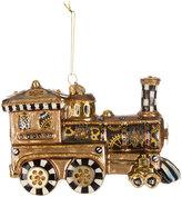 Mackenzie Childs Steam Train Tree Decoration