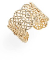 Jules Smith Designs Pavé Lace Cuff Ring