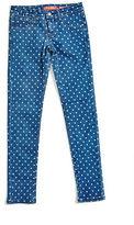 GUESS Aubrey Polka-Dot Jeans (4-16)