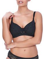 Freya Sundance Padded Bikini Top, Black