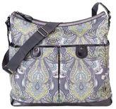 OiOi Baroque Hobo Diaper Bag in Paisley