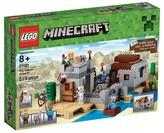 Lego Minecraft Desert Outpost 21121