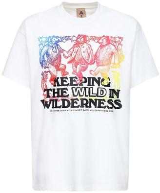 Nike ACG Acg Printed Cotton T-Shirt