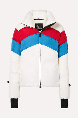 Moncler Lamar Quilted Jacket - White