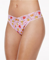 Hanky Panky Love Note Original-Rise Lace Thong 5R1186
