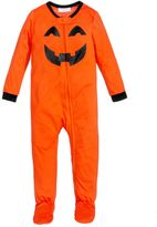 Family Pajamas Pumpkin Footed Pajamas, Baby Boys or Girls (12-24 months) and Toddler Boys or Girls (2T-3T), Created for Macy's