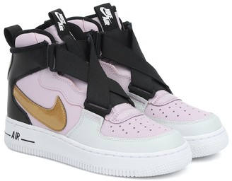 Nike Kids Air Force 1 Highness sneakers
