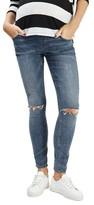 Topshop Women's Jamie Stretch Maternity Jeans