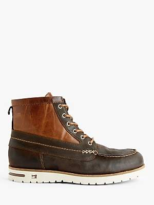 Levant Moccasin Toe Boots