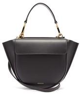 Wandler Hortensia Mini Leather Cross-body Bag - Womens - Black