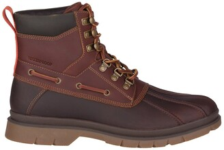 Sperry Watertown Waterproof Leather Lace-Up Boot