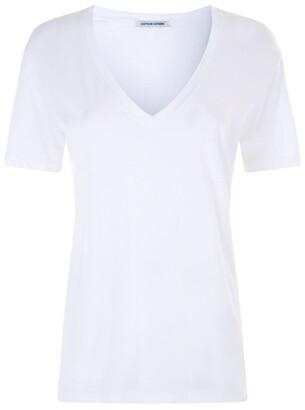 Cotton Citizen Classic V-Neckline T-Shirt