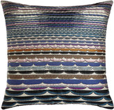 "Missoni Home Singapore Pillow, 24""Sq."