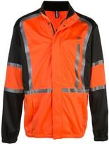 Astrid Andersen colour block sport jacket
